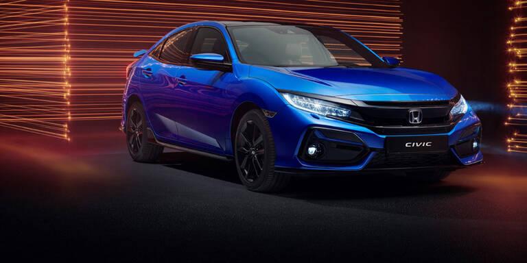 Honda frischt den Civic ordentlich auf