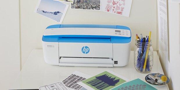 HP bringt kleinsten All-in-One-Drucker