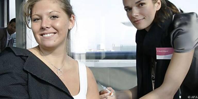 HPV-Impfung schützt vor Gebärmutterhalskrebs
