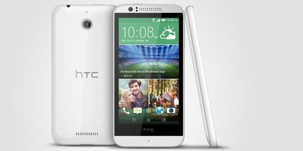HTC bringt das Desire 510 mit LTE