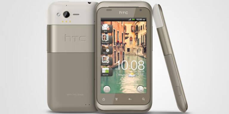 Jetzt startet das brandneue HTC Rhyme