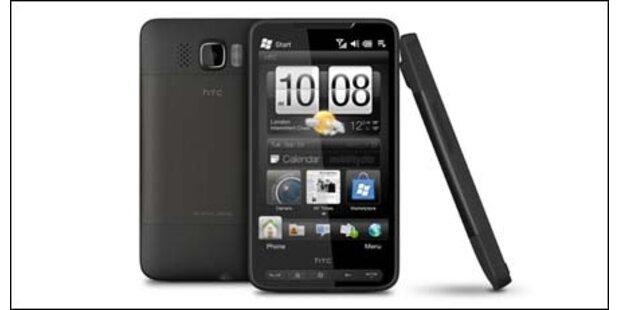 Verkaufsstart des iPhone-Killers HTC HD2
