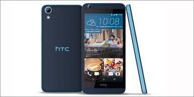 HTC greift mit dem Desire 626 an