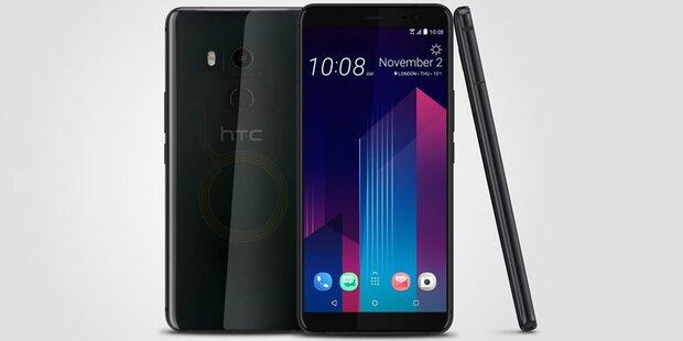 HTC greift mit U11+ und U11 Life an