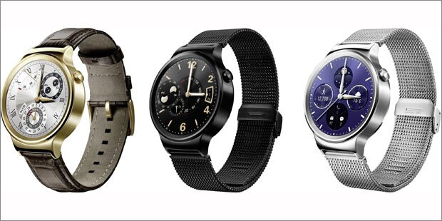 Edle Huawei Watch: Preis steht fest