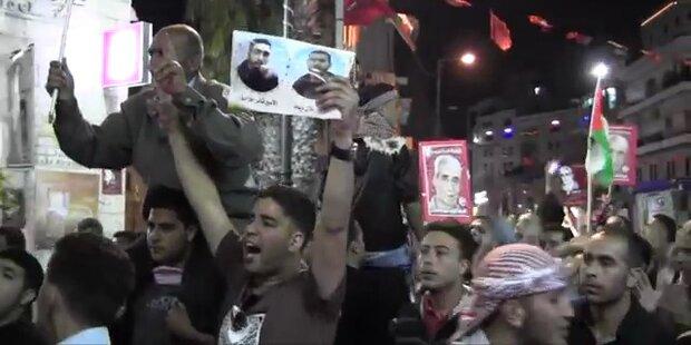Palästinensische Häftlinge beenden Hungerstreik