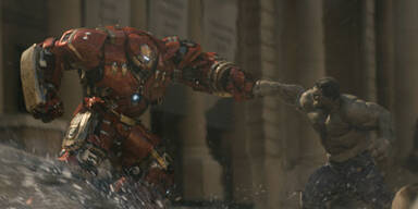 Die Avengers: Age of Ultron