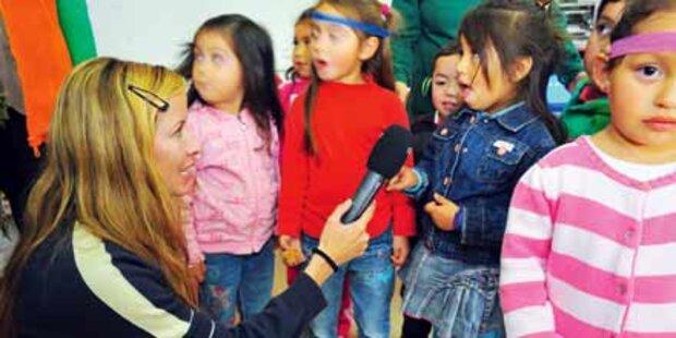 Reporterin aus Tirol in Chile in Haft