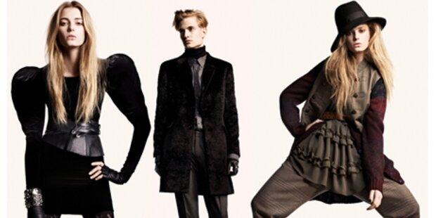 Kreative Kontraste bei H&M