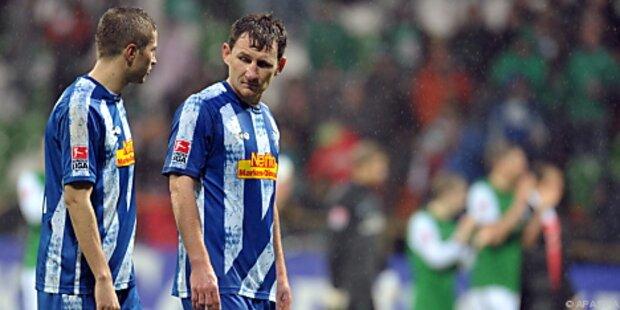 Bochum muss aus deutscher Bundesliga absteigen