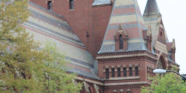 Elite-Uni Harvard verbietet Sex