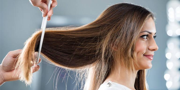 Wachsen Haare nach dem Schneiden schneller?