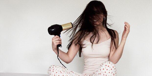 Darum Sollten Sie Nie Mit Nassen Haaren Ins Bett