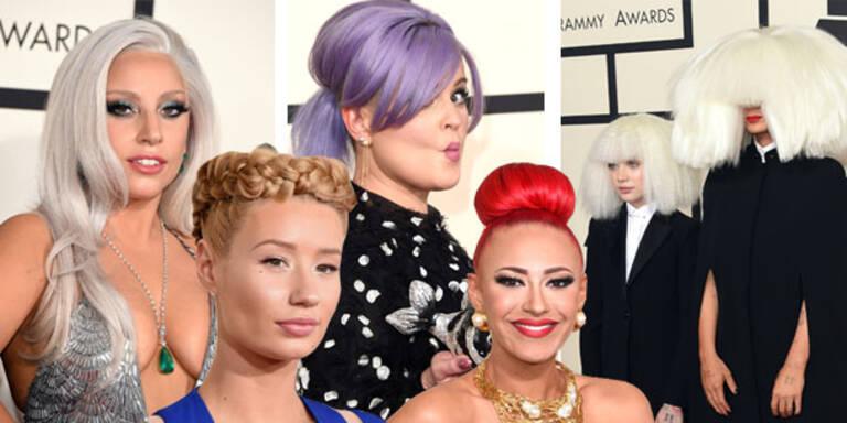 Die verrücktesten Frisuren der Grammy-Awards