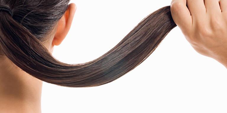 Selbsttest: Ist Ihr Haar gesund?