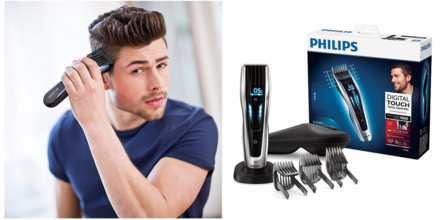 Haarschneider unter der Lupe