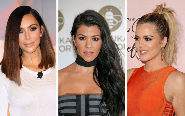Die Haartricks der Kardashians