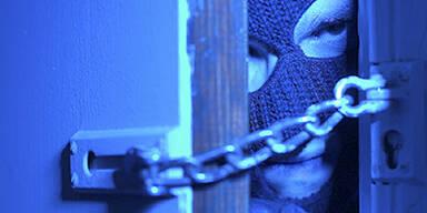 Hacker Einbrecher Sicherheit
