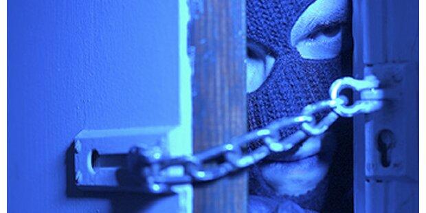 Einbrecher blieben unerkannt - Überwachungsanlage geklaut