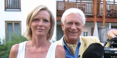 Hademar Bankhofer mit Produzentin Anita Paschinger