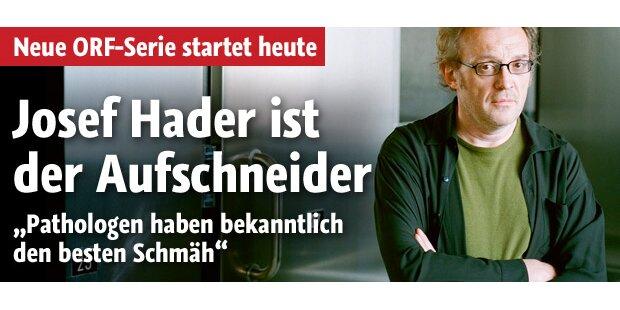 TV-Doc Hader: