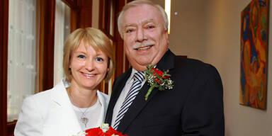 Michael Häupl hat geheiratet!