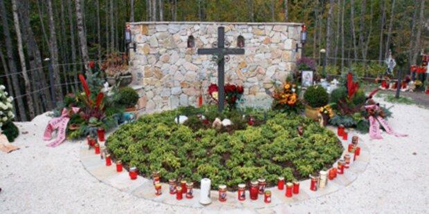 Security für Grabstätte von Jörg Haider