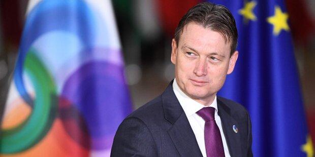 Nach Putin-Lüge: Zijlstra tritt zurück