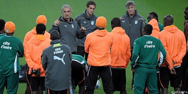 Halilhodzic als Elfenbeinküste-Teamchef entlassen