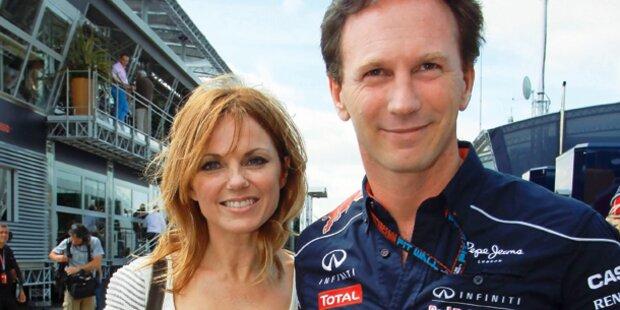 Geri Halliwell liebt den Red-Bull-Boss