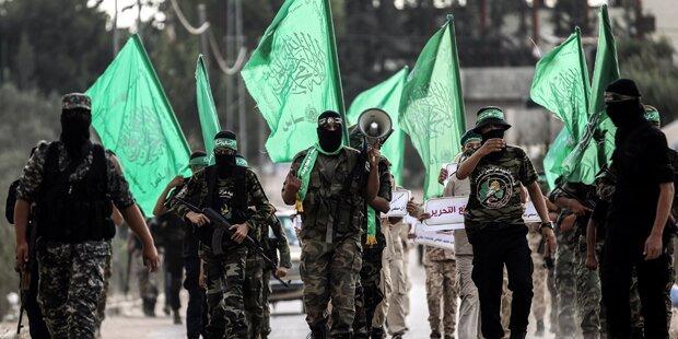 Hamas bereit zur Auflösung ihrer Verwaltung im Gazastreifen