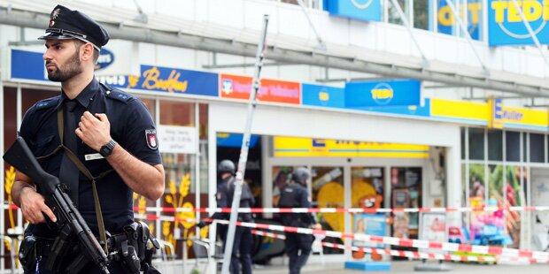 Hamburg: Attentäter war Behörden als Islamist bekannt