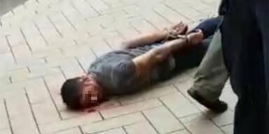 Messer-Attacke in Hamburg: Täter konnte nicht abgeschoben werden