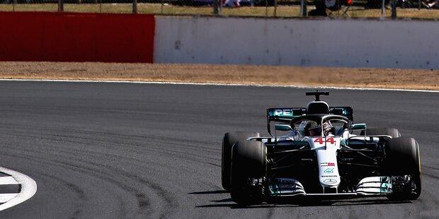 Hamilton gewinnt sensationell nach Vettel-Drama