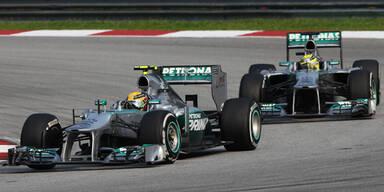 Mercedes: Keine Stallorder mehr