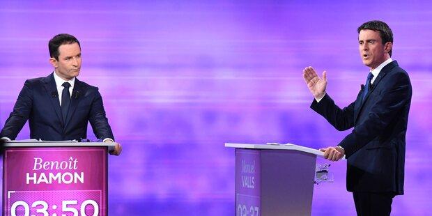 Hamon gewinnt Präsidentschaftsvorwahl der Sozialisten