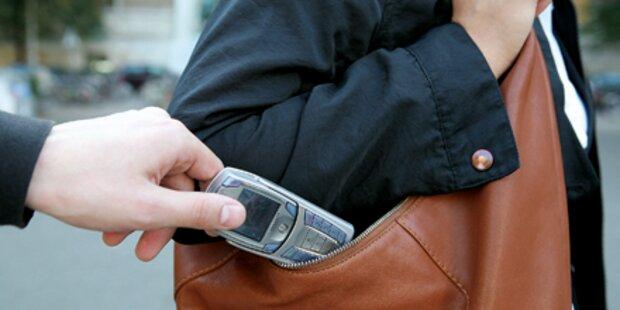Bayern fassten Handy-Dieb aus NÖ