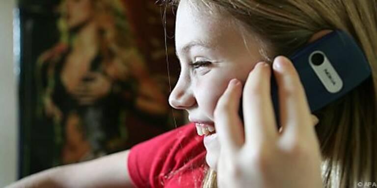 Handys stärken soziales Netz