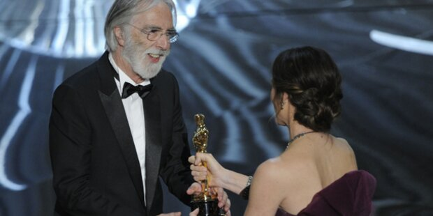Michael Haneke räumt ersten Oscar ab