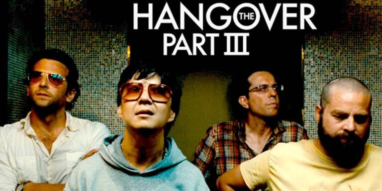 Hangover 3: Trailer stürmt Internet