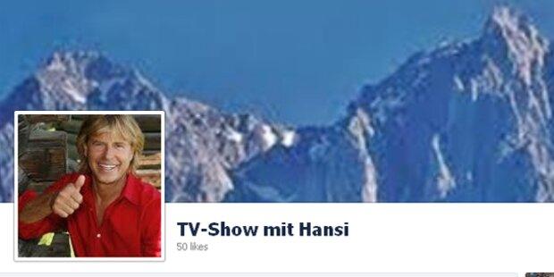 Facebook-Gruppe will Hansi Hinterseer retten