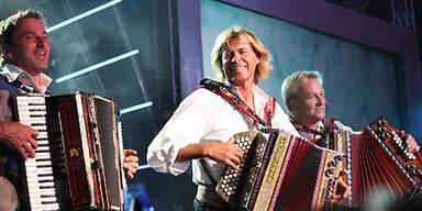 Hansis große Österreich-Tour 2012