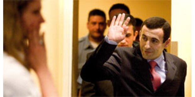Ex-Premier des Kosovo von Tribunal freigesprochen