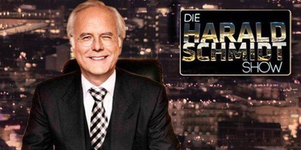 Harald Schmidt talk ab Herbst auf Sky