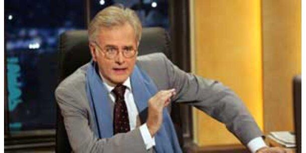 Harald Schmidt plant Rückzug