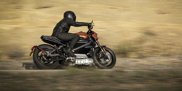 Bike-Diebstähle im Umfeld des Harley-Treffens häufen sich
