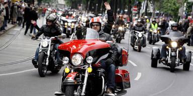 Vienna Harley Days 2011 stehen bevor