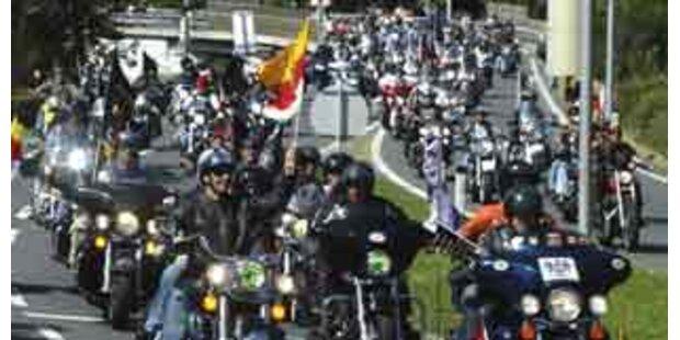 70.000 Easy Rider in Faak