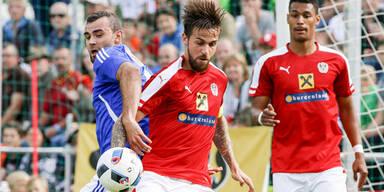 14:0! ÖFB-Torgala gegen Sechstligisten