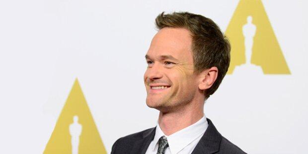 So bereitet sich Barney auf Oscars vor